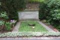 Grab von Loriot auf dem Waldfriedhof Heerstraße in Berlin