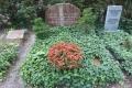 Grab von Günter von Drenkmann auf dem Waldfriedhof Heerstraße in Berlin