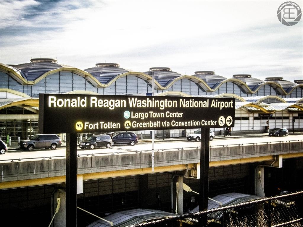 Ronald Reagan Airport in Washington, D.C.