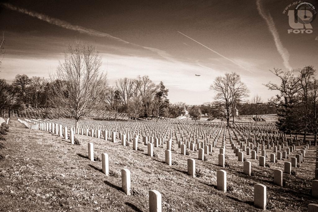 auf dem Arlington National Cemetery