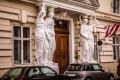 "Palais Pallavicini in Wien (Drehort ""Der dritte Mann"")"