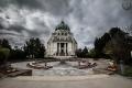 Kirche mit Präsidentengruft auf dem Wiener Zentralfriedhof