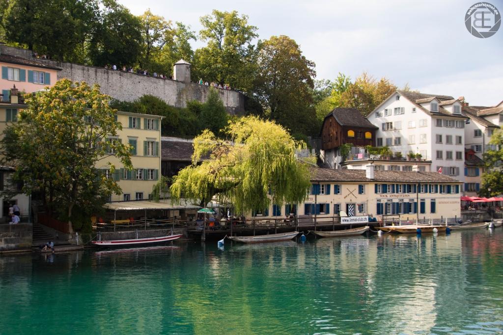 Zürich im August 2018