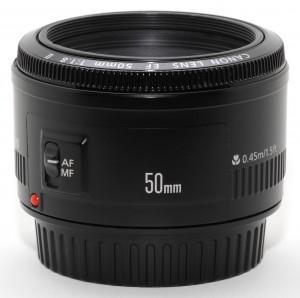 Canon EF 50mm 1,8 II