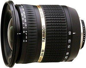 Tamron SP AF 10-24mm 3.5-4.5 Di II LD Asp IF