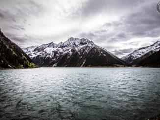 Schlegeisspeicher-Tirol-Österreich