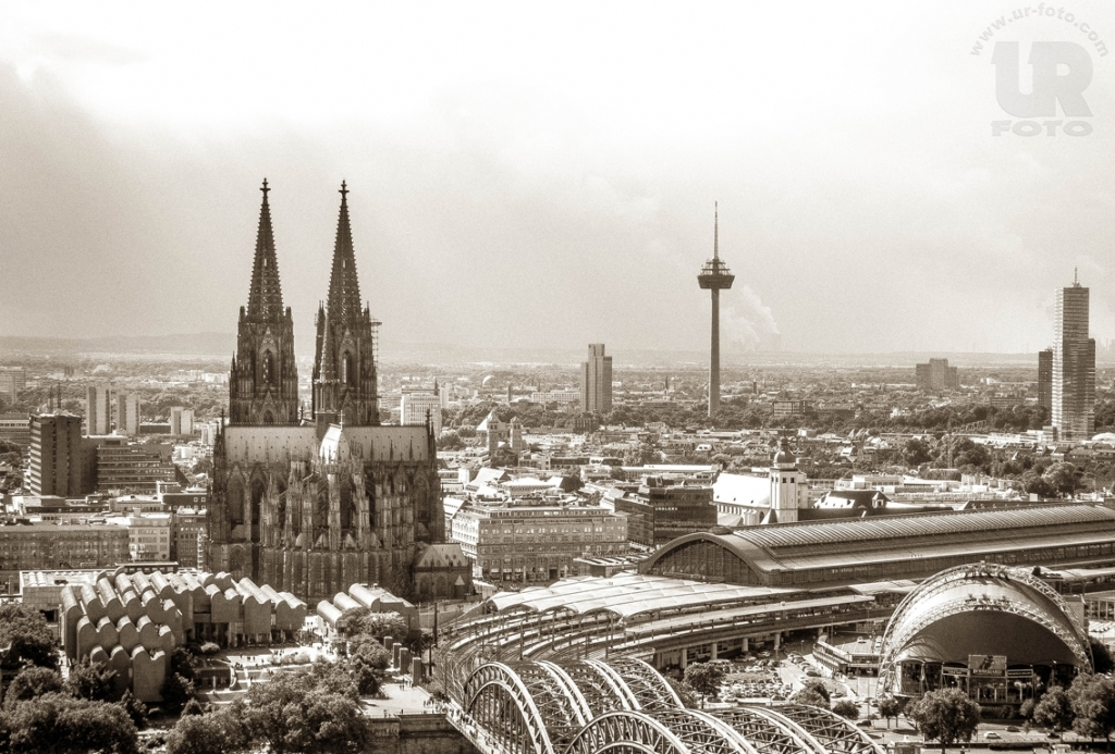 Blick-vom-LVR-Turm-in-Köln