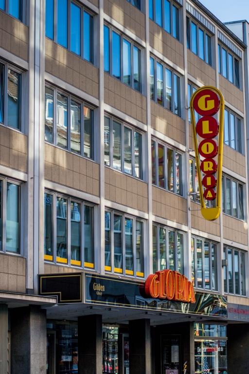 Gloria-Theater am 25.04.2020