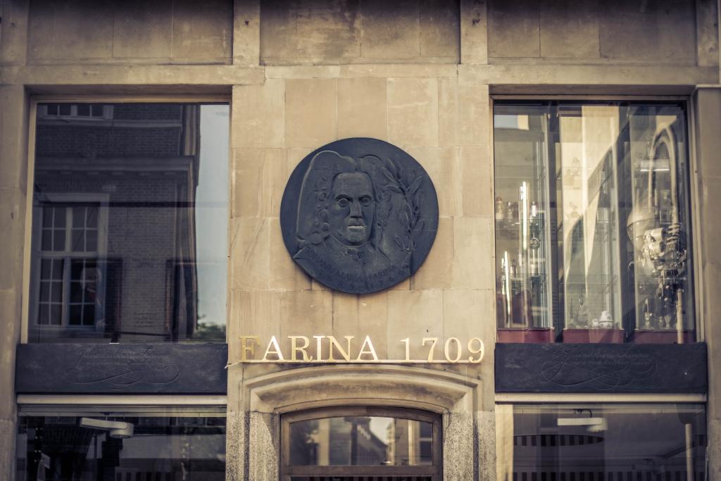 Farina-Duftmuseum am 25.04.2020