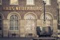 Haus Neuerburg mit Fastnachtsbrunnen am 25.04.2020