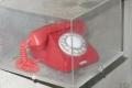 Originalnotfalltelefon im AlliiertenMuseum in Berlin