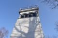 DDR-Wachturm im AlliiertenMuseum in Berlin