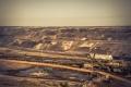 Tagebau Garzweiler vom Skywalk aus gesehen