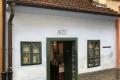 Haus von Franz Kafka im goldenen Gäßchen in Prag (iPhone-Bild)