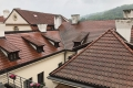 Dächer von Prag (iPhone-Bild)