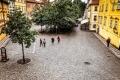Platz südlich der Karlsbrücke (Drehort 'Mission: Impossible')