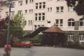 Bereich vor der Schwarzwaldklinik im Glottertal 1989