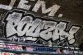 The Graffiti Tunnel in London