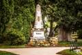 Grab von Ludwig van Beethoven auf dem Wiener Zentralfriedhof