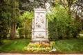 Grab von Franz Schubert auf dem Wiener Zentralfriedhof
